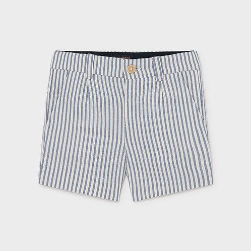 Mayoral Linen dressy shorts Nautical