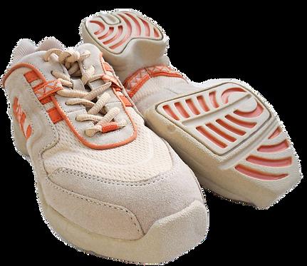 Capezio Groove DS15S Jazz Sneakers SAND