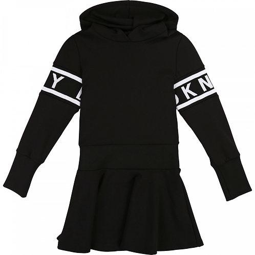 DKNY Milano Dress with Hood
