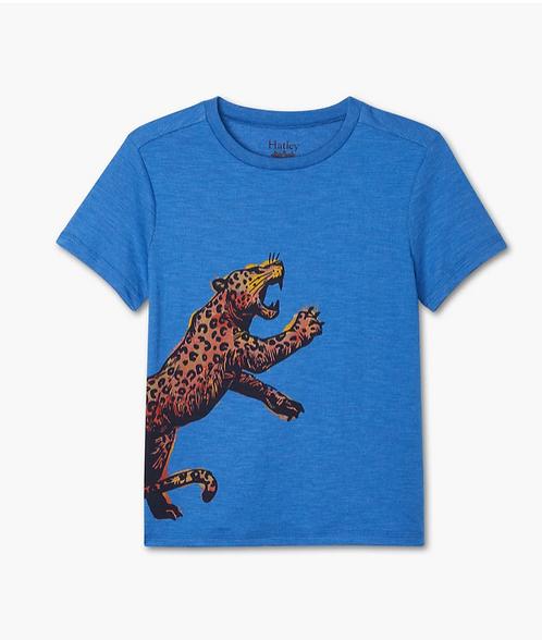 Hatley-Ferocious Leopard Graphic Tee