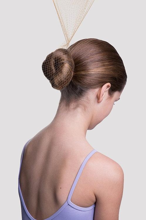 Bloch Pack of 3 Hair/Bun Nets A0802