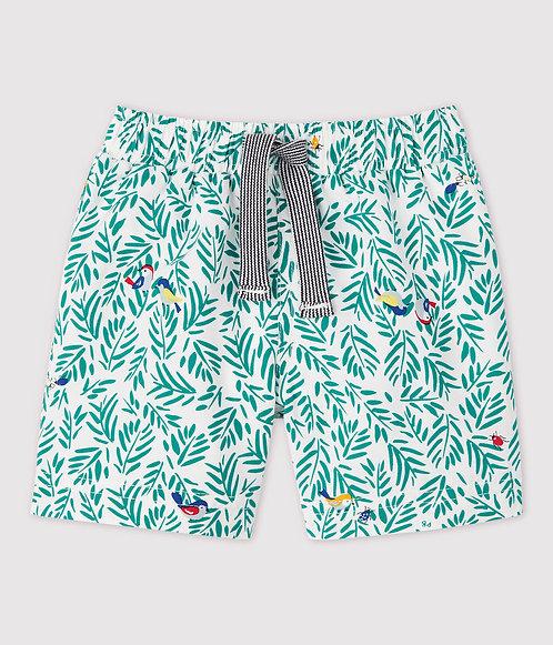 Petit Bateau-Baby Boys' Eco-Friendly Swim Shorts