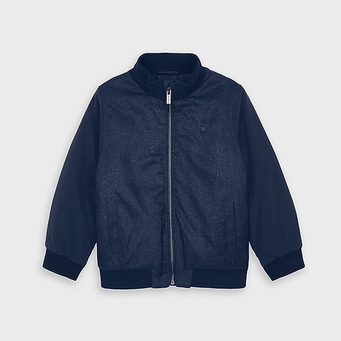 Mayoral Boys Combined jacket in Navy