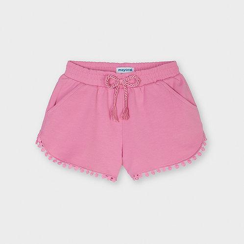 Mayoral Chenille shorts Camellia
