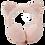 Thumbnail: Kids Cat fur Earmuffs one size:PInk
