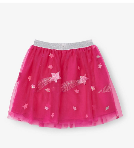 Hatley Shooting Stars Tulle Skirt