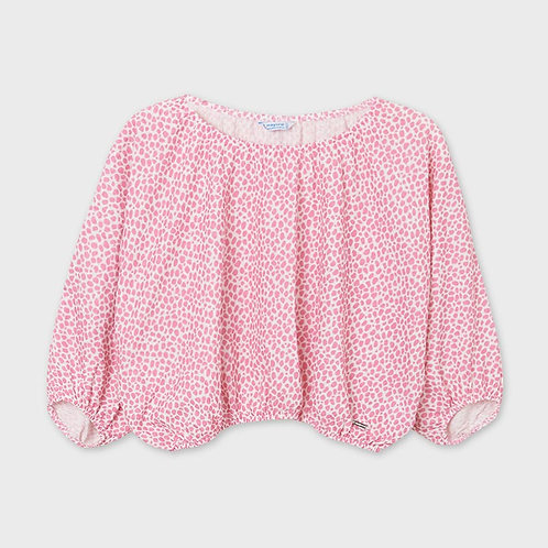 Mayoral polka dotted blouse Camellia