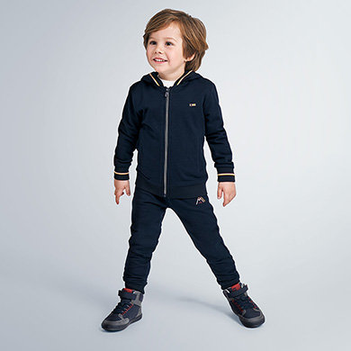 Mayoral Tracksuit with 2 sweatshirts for boys