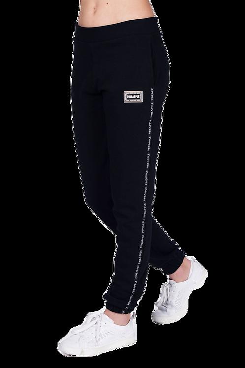 Pineapple Dancewear Girls Tape Joggers in Black