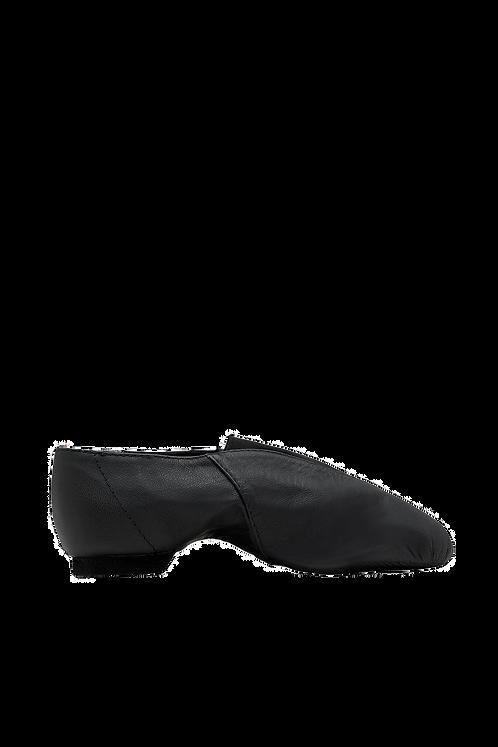 "Bloch  ""Pure Jazz"" Split sole Leather Jazz Shoes S0461L"