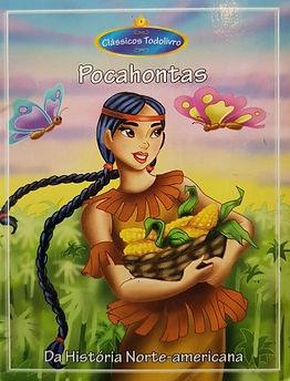 Pocahontas - Da história Norte-americana