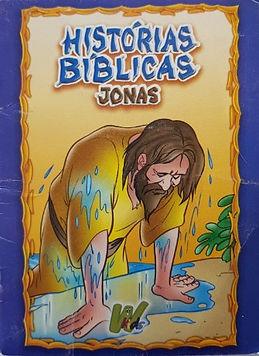 Histórias bíblicas, Jonas