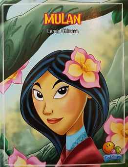 Mulan - Lenda Chinesa