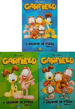 Garfield, o caçador de pizza