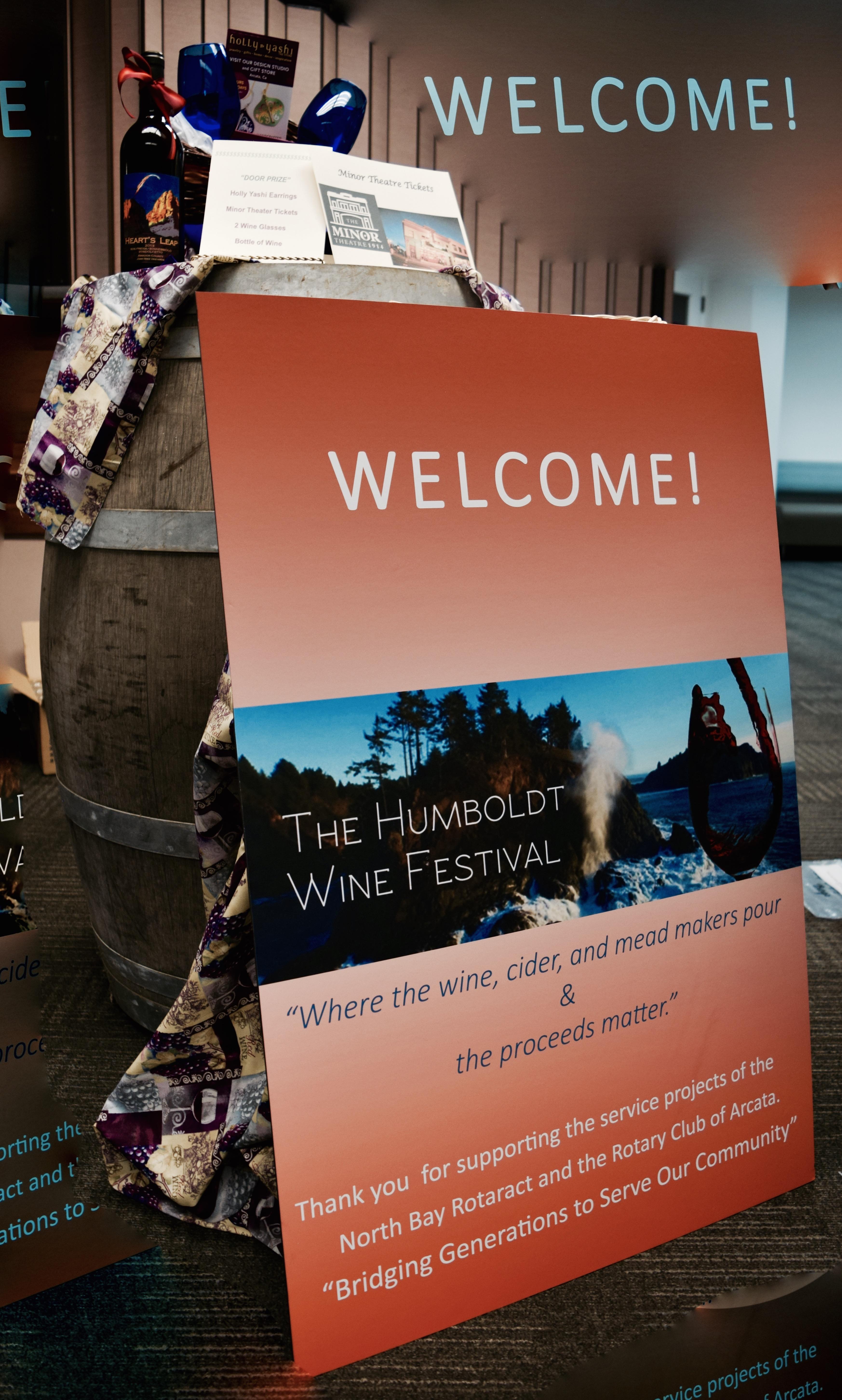 Humboldt Wine Fest 2017