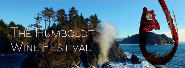 Humboldt Wine Fest Logo
