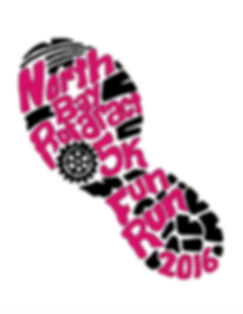North Bay Rotaract 2016 5k Fun Run