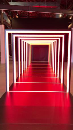 light bar tunnel MOCA.mov