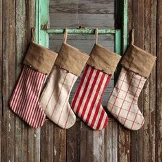 Beginner Sewing - Christmas Stockings - Wednesday November 7 - 6pm
