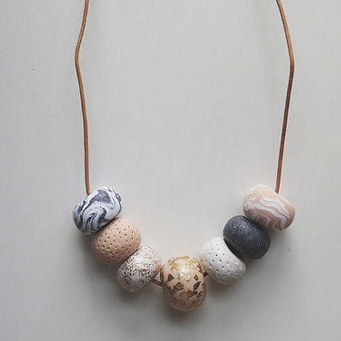 Beginner Clay Jewelry Workshop Tuesday March 12 - 6PM
