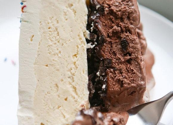 Customized Ice Cream Cake