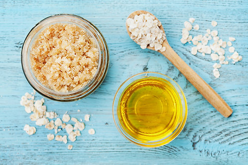DROP IN Make-Your-Own Salt & Sugar Scrub - Sunday July 15 1-4pm