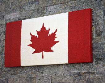 A48 - Canada Flag