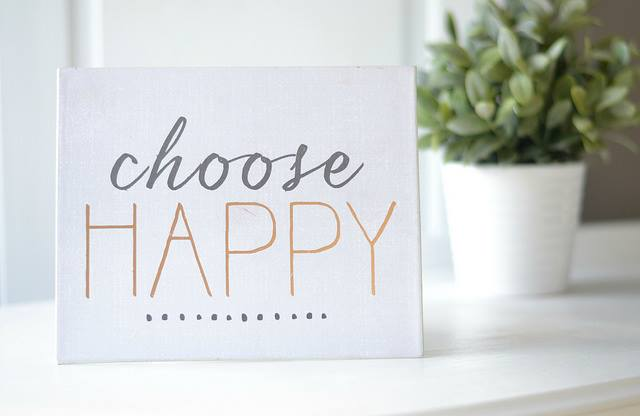 A0 - Choose Happy