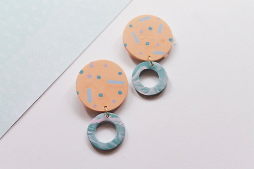 Clay Statement Earrings - Tuesday February 18 - 6pm