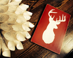 A40 - Stag Head