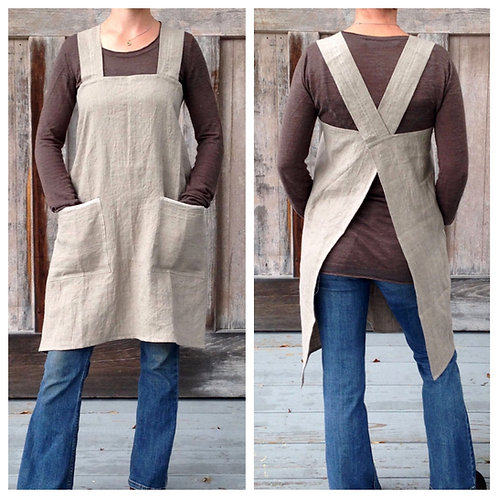 Beginner Sewing - Pinafore Apron/Dress - Wednesday Sept 12 - 6pm