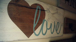 A38 - LOVE w/ Heart