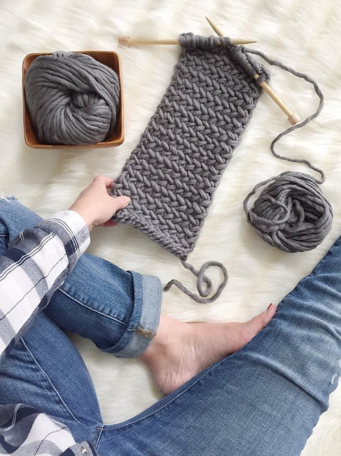 Learn to Knit - Sunday April 7 - 1pm