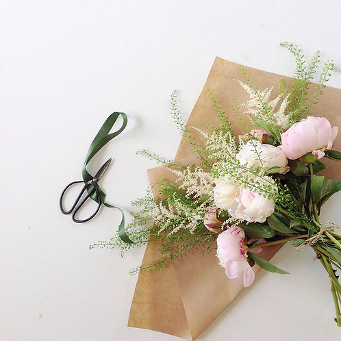 Hand-Tied Bouquets - Thursday August 16 - 6PM