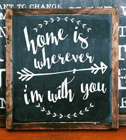 A11- Home is Where I'm With You