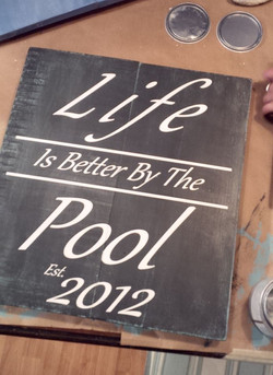 A36 - Life Better By Pool Lake etc