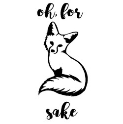 21. For fox sake