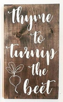 A3 - Thyme to Turnip