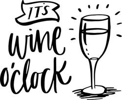 8. Wine O'Clock