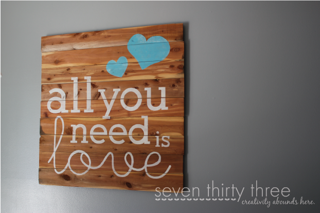 A41 - All You Need is Love Hearts