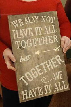 A55- Together We Have It All