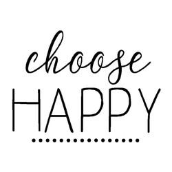26. Choose Happy