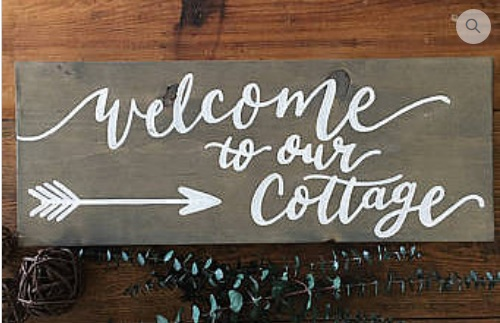 A63 - Welcome to our Cottage