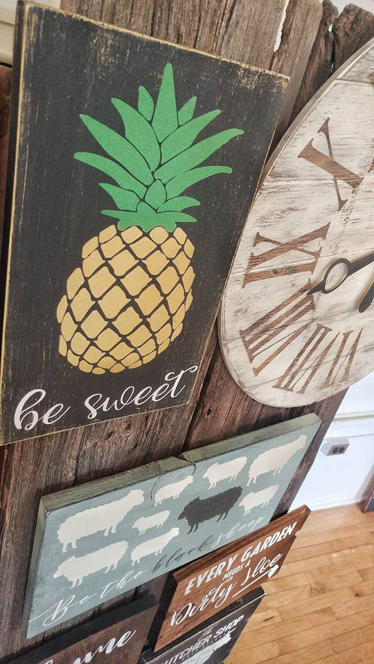 A52 - Pineapple Be Sweet