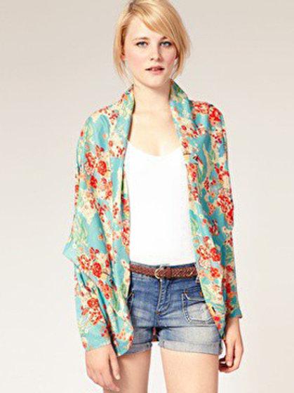 Beginner Sewing - Kimono Jacket - Wednesday October 10 - 6pm