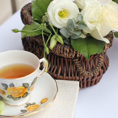DROP IN Blend Your Own Tea - Saturday August 11 1-4pm