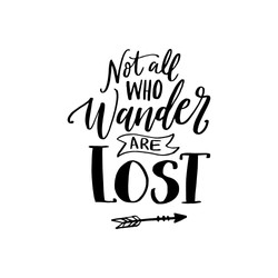 17. Not All Who Wander