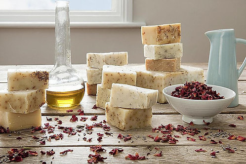 Cold-Process Soap Making - Tuesday February 19 - 6pm