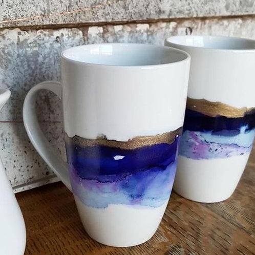 Watercolour Mugs - Monday January 28 - 6pm
