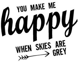 7. When Skies Are Grey